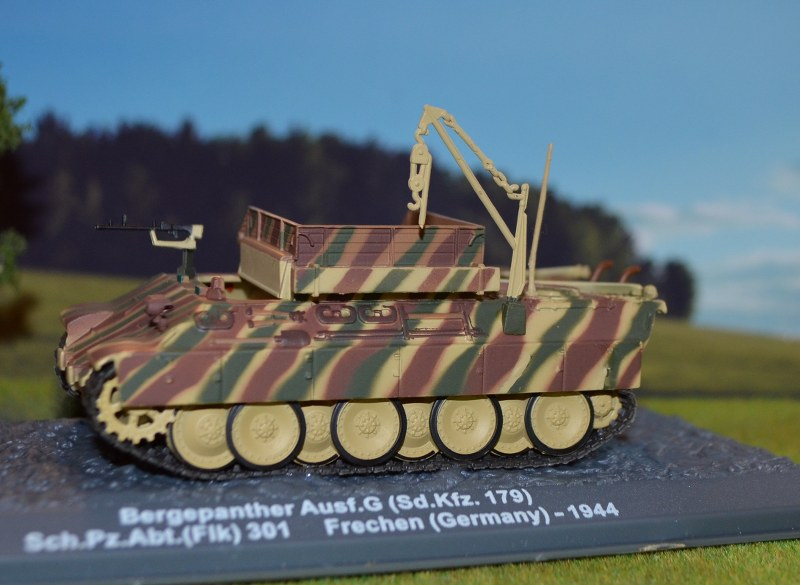Bergepanther G SdKfz 179