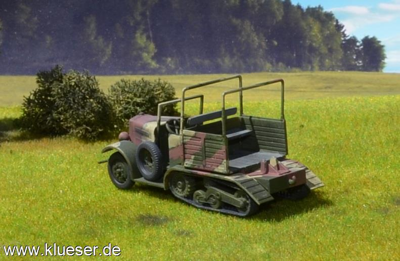 C4P Tractor early