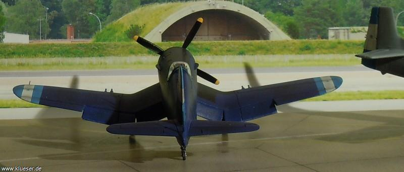 Chance-Vought F4U-5 Corsair Honduras