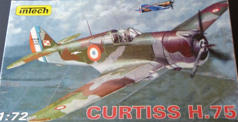 Curtiss Hawk 75 Free French