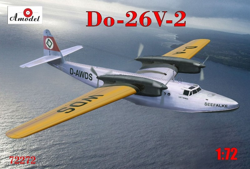 Dornier Do26 V-2 Seefalke