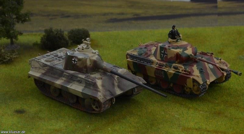 PzKpfw V Panther, PzKpfw E-50 mit Turm Panther II