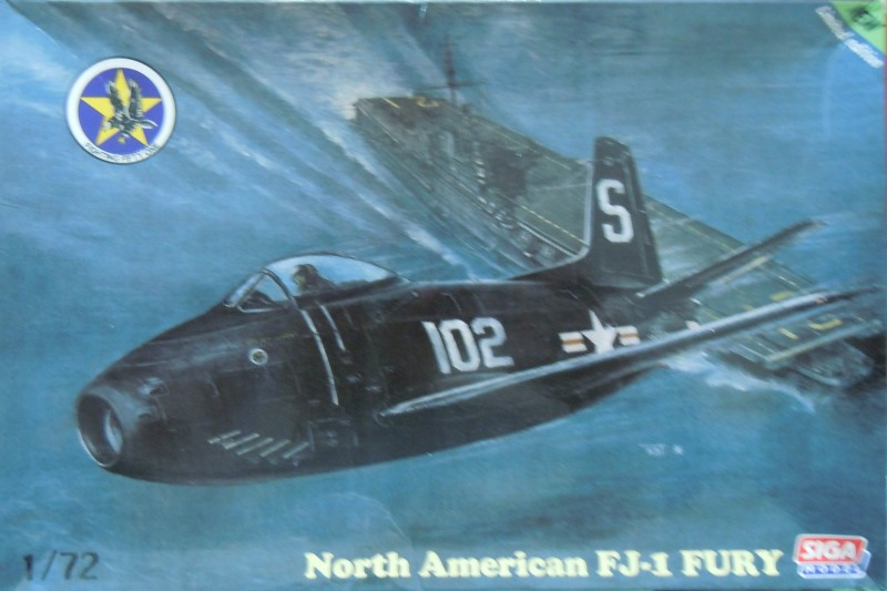 North American FJ1 Fury