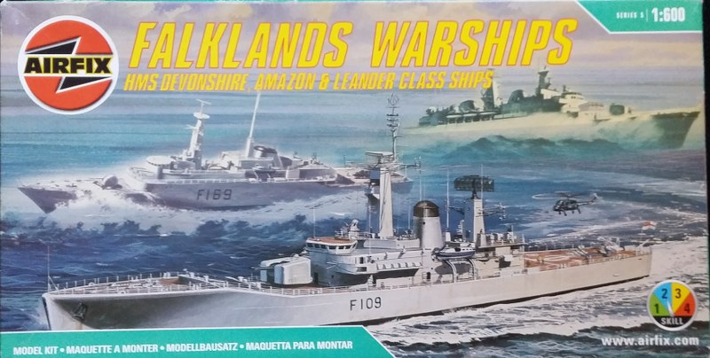 Falkland Warships
