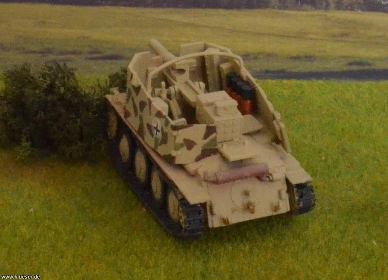 Sd.Kfz. 138/1 Grille H