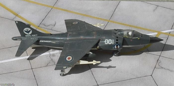 Hawker Harrier (70s/80s kit) FRS1