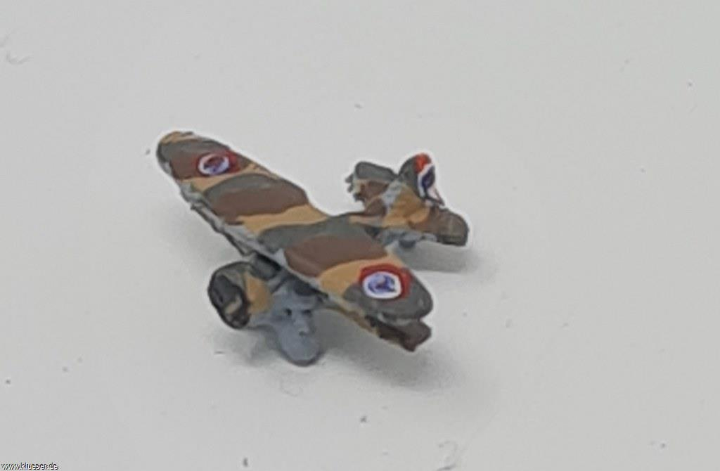 Curtiss Hawk III 1/700