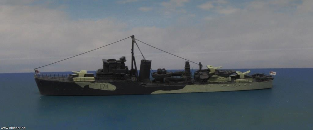 HMS Middleton Aug.1943