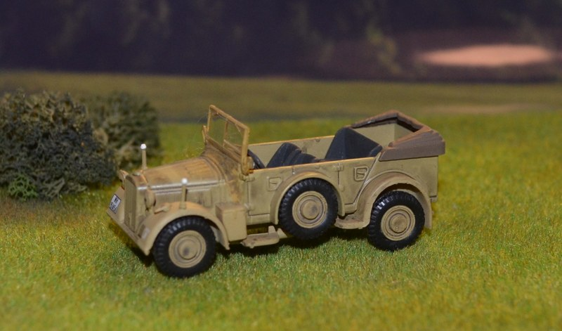 Horch 830R / A1 Kfz.12/15