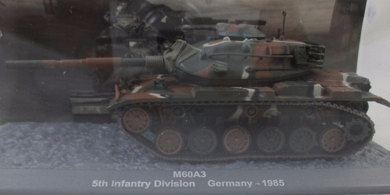 M60A3 5th Infantry Div. Germany 1985