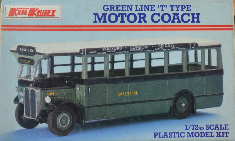 Motor Coach Green Line T Type