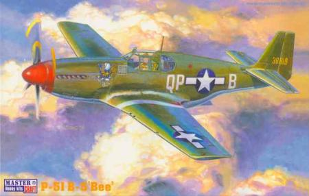 North American P-51B-5 Bee