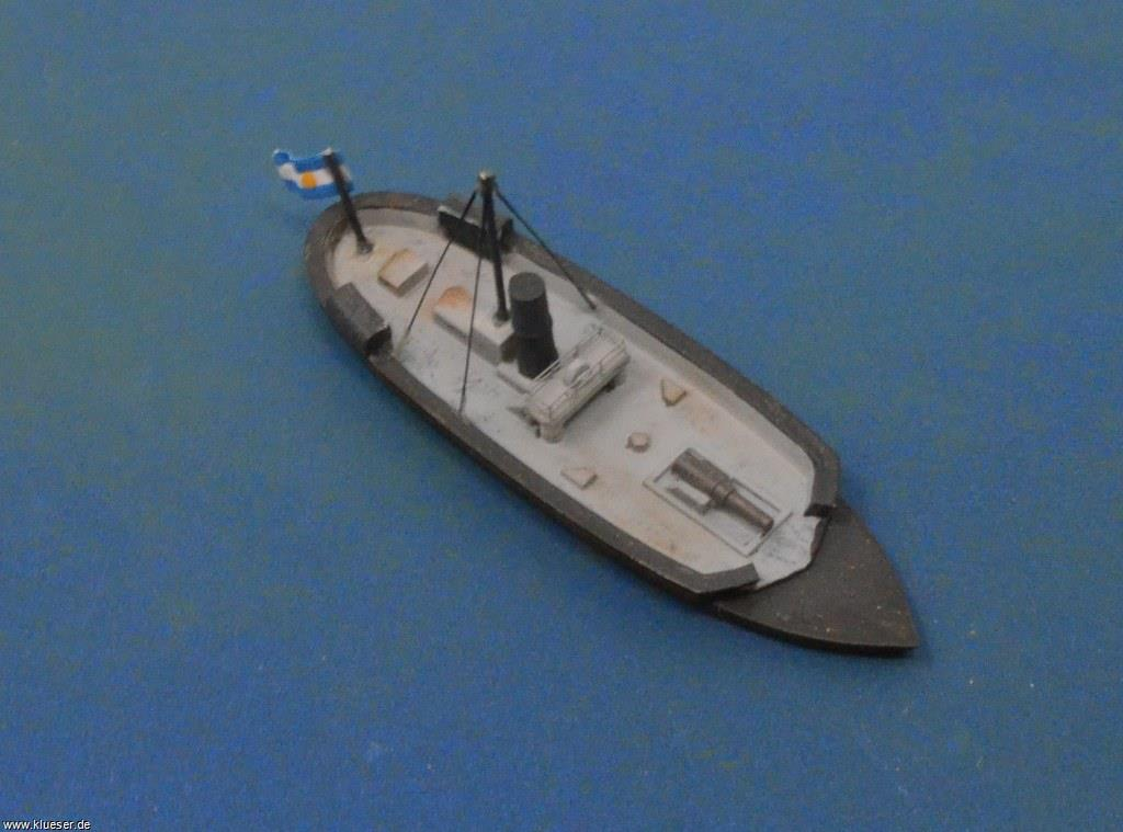 Pilcomayo Rendel-Boats