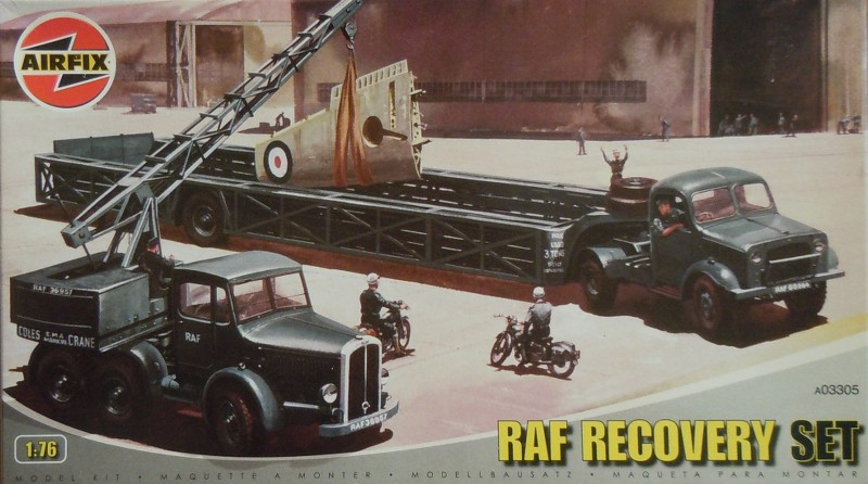 RAF Recovery Set, RAF Recovery Set