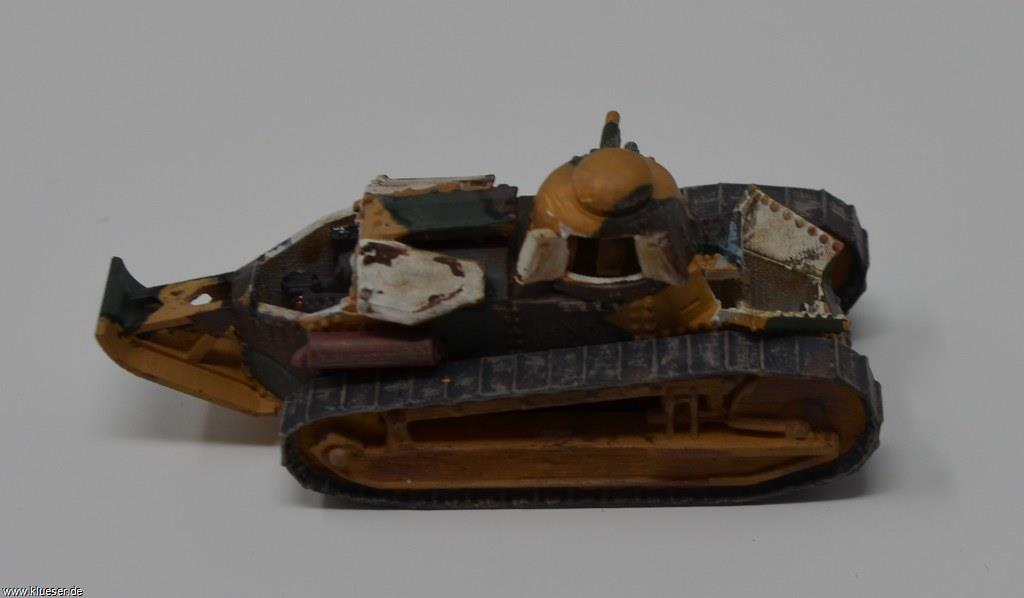 Renault FT.17 w/ full interior