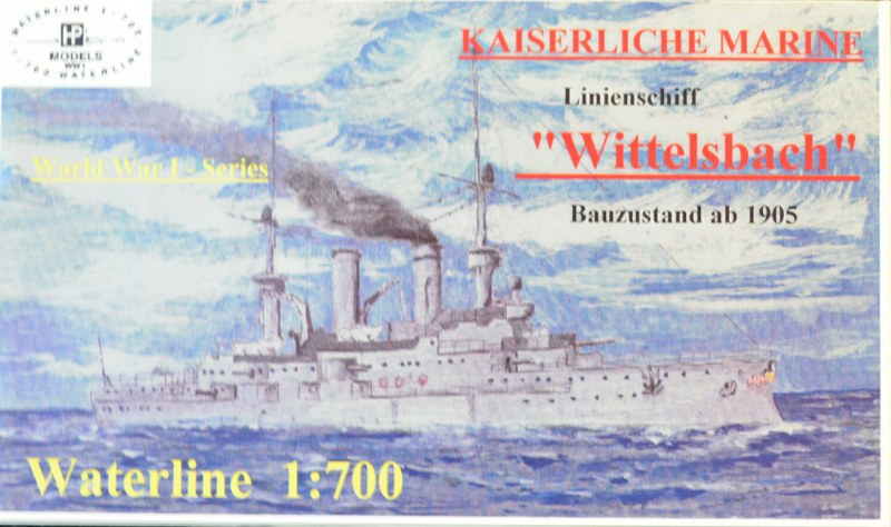 SMS Wittelsbach 1914