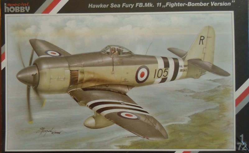 Hawker Sea Fury FB.11 FAEC