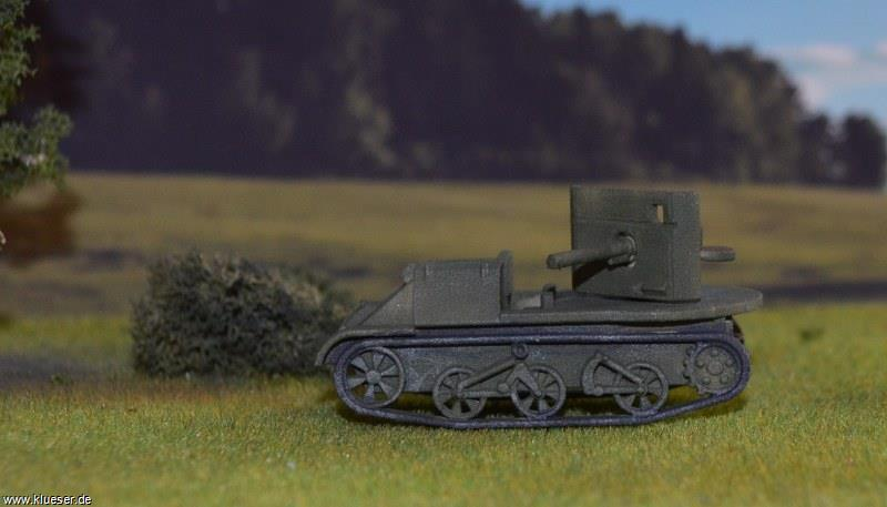 Universal Carrier 2-pounder ATG