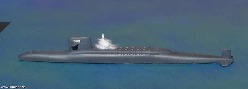 USS George Washington SSBN598