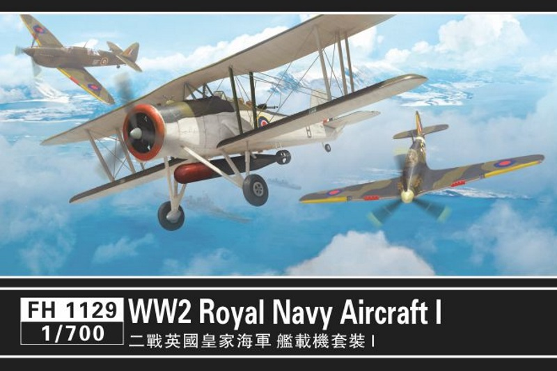 WW2 Royal Navy Aircraft I