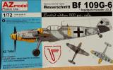 Messerschmitt Me109G6 JG3 Limited