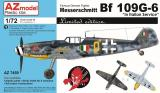 Messerschmitt Me109G6 in Italian service Limited