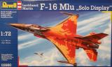 General Dynamics F16MLU Solo Display (2009-2013...)