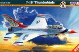 General Dynamics F16A/C Thunderbirds