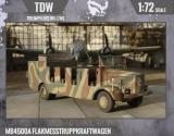 Mercedes-Benz Kfz.415 Flakmesstruppkraftwagen MB L4500