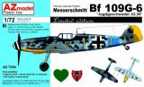 Messerschmitt Me109G6 JG54 Limited