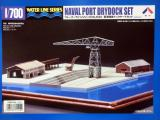 Naval Port Drydock Set