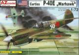 Curtiss P40E Warhawk
