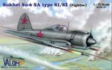 Suchoi Su6 SA type 81/82 Fighter
