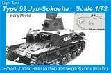 Type 92 Light Tank Jyu-Sokosha